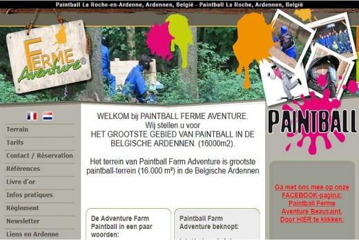 Paintbal La Roche Ardennen