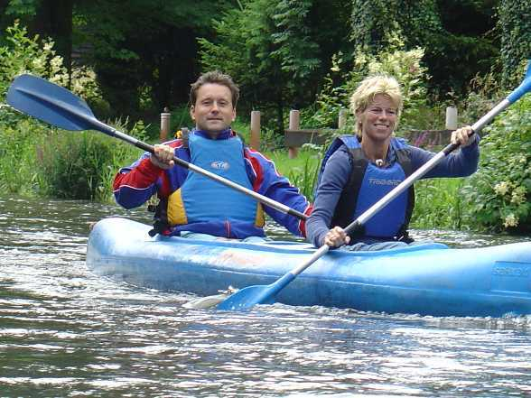 Kanoën Ardennen