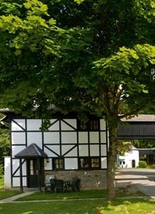 Vakantiepark Village Les Gottales Ardennen