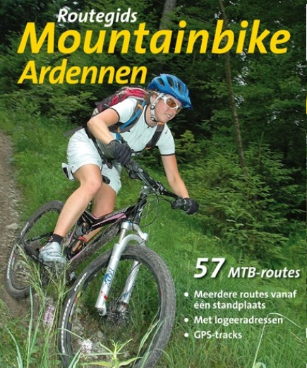 mountainbike route Ardennen