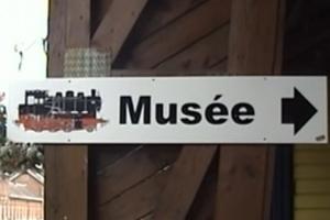 stoomtrein museum Ardennen