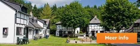 Ontdek de leukste vakantieparken in de Ardennen