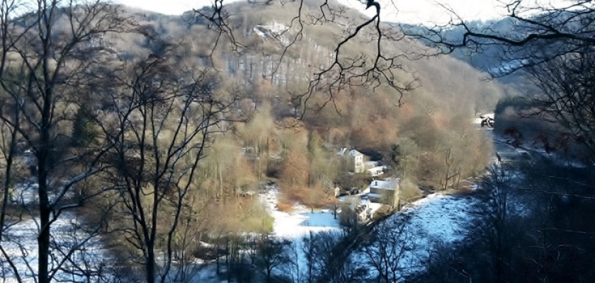 Wandeling Corbion Ardennen