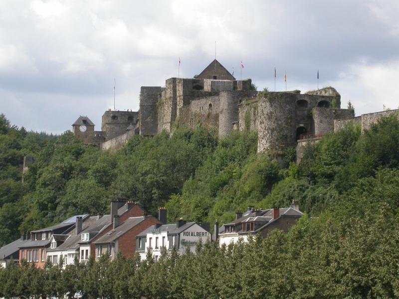 Kasteel van Bouillon