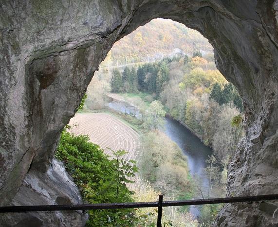 Park van Furfooz Ardennen